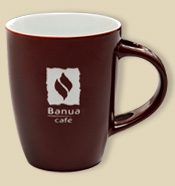 Šálka BANUA tea