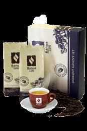 Dárková sada BANUA a espresso šálek