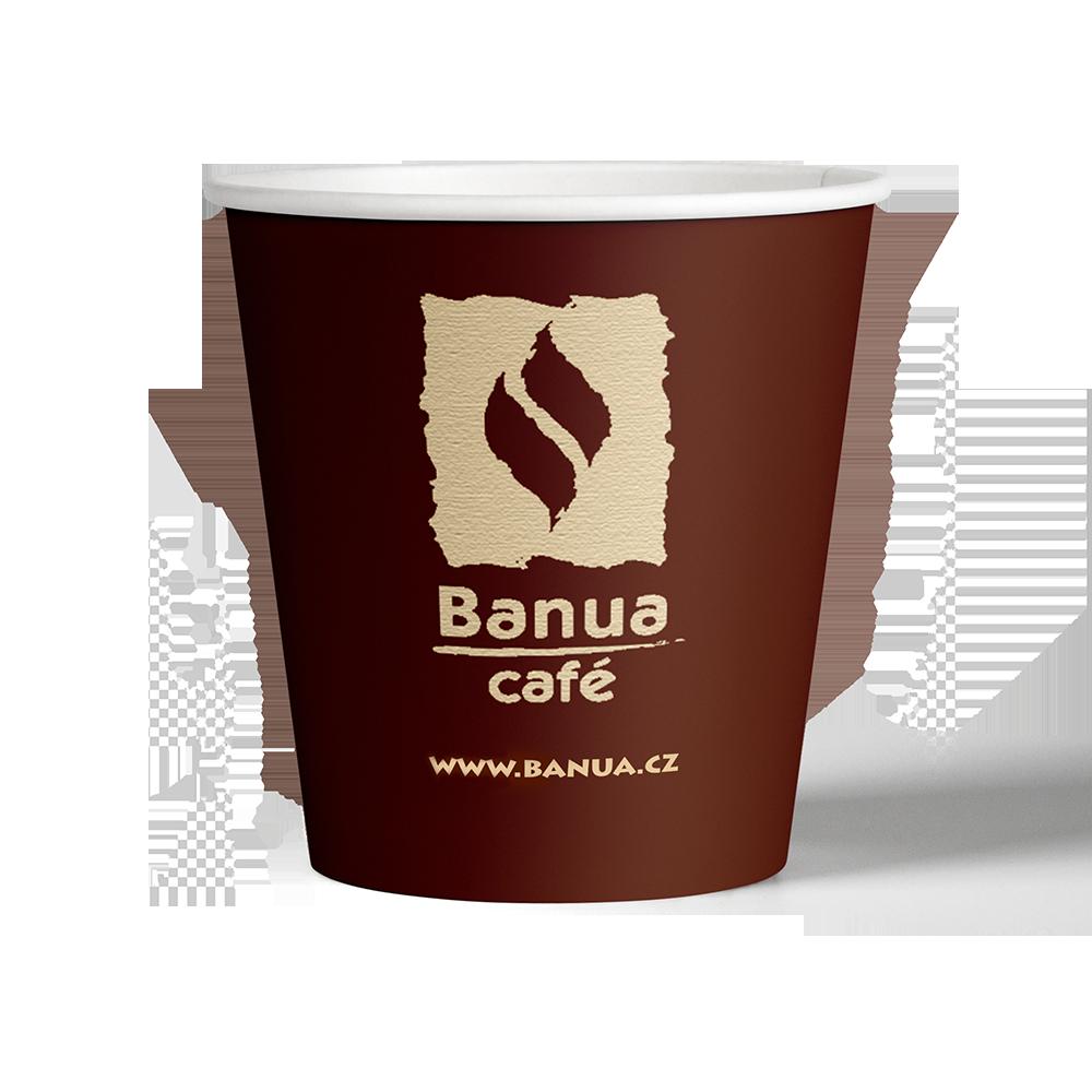 Kelímek BANUA espresso