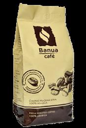 Káva BANUA 250g hrubě mletá