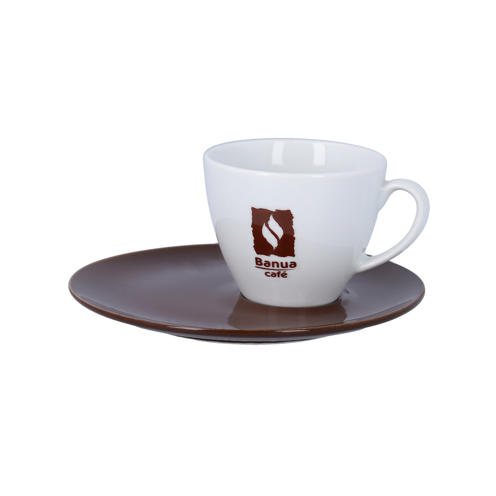 Šálek BANUA cappuccino NOVINKA