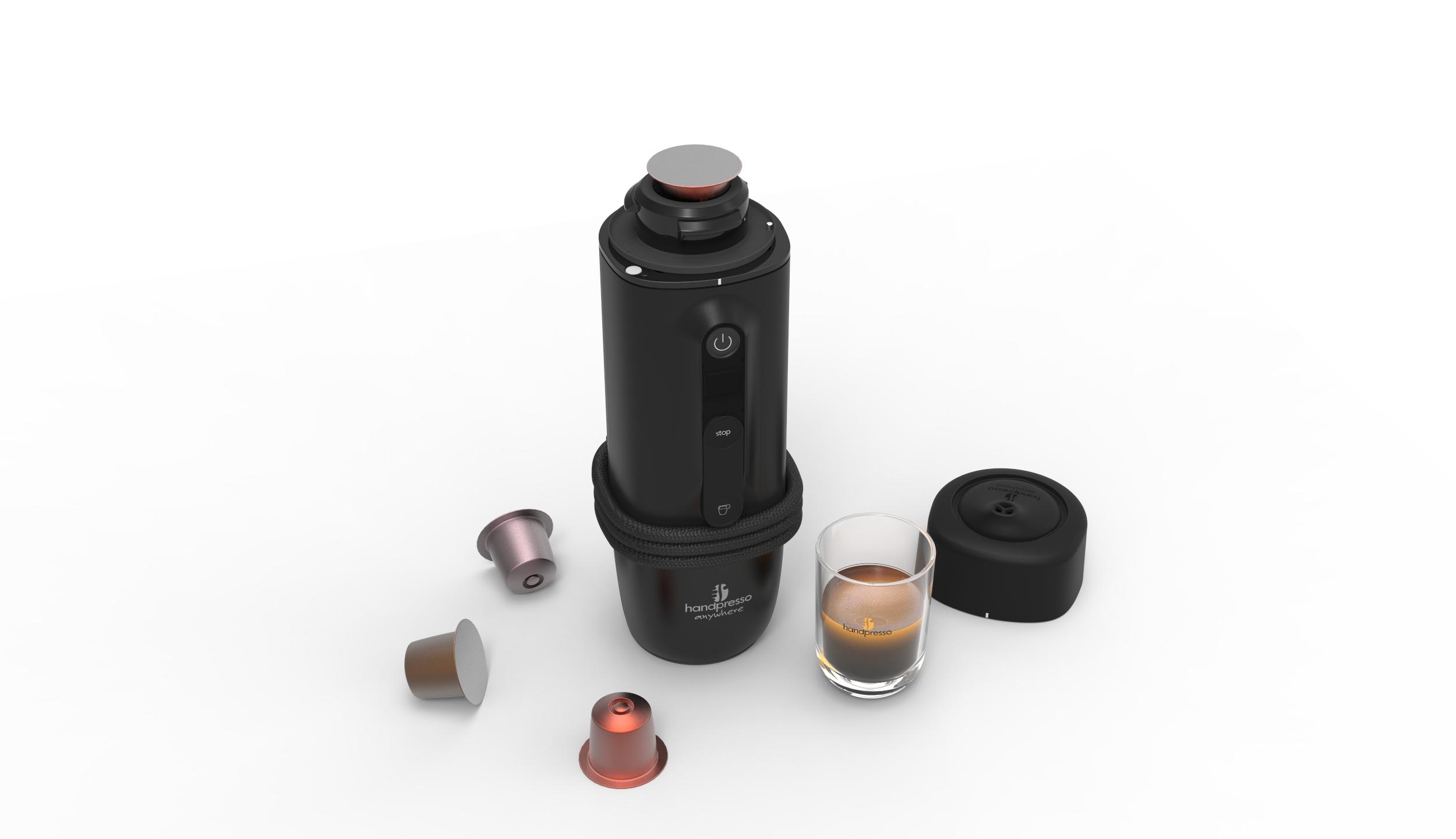 Kávovar Handpresso Auto Capsule