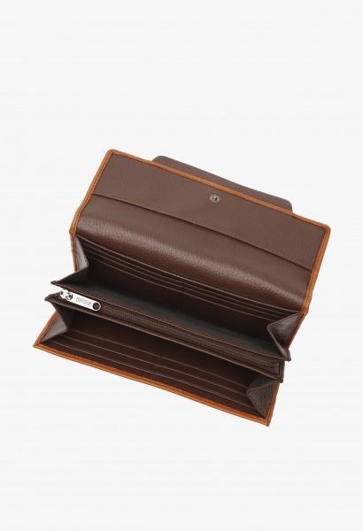 saddle brown / dark brown W17