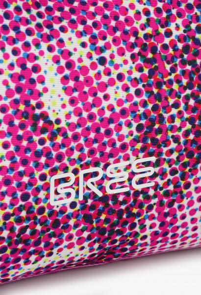 rose / violet print S17