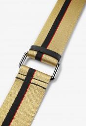 gold stripes/gun metal W18