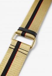 gold stripes/brushed gold W18