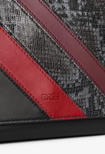 black/grey reptil flap W18