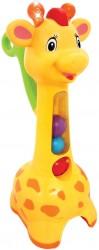 Dumel Discovery Activity žirafa s míčky