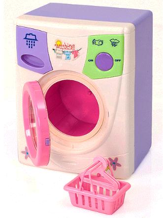 Interaktivní dětská pračka