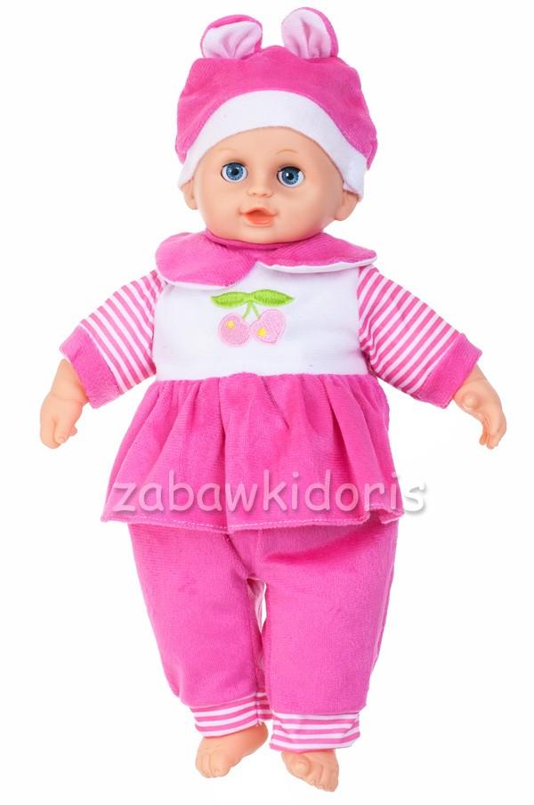 Malá mluvící panenka 35cm