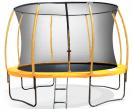 Trampolína SEDCO SUPER LUX SET 396 cm + síť a žebřík