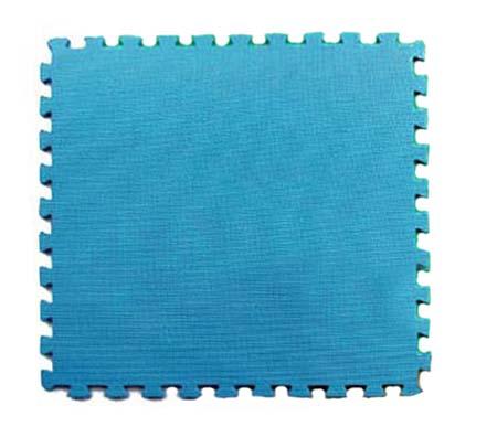 Velké pěnové puzzle 60x60 XXL - modré