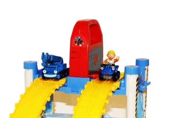 Dětská závodní dráha Bořek stavitel a Lofty