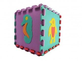 Pěnové puzzle 30x30 10 ks