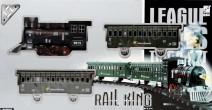 Rail King vlaková souprava na baterie