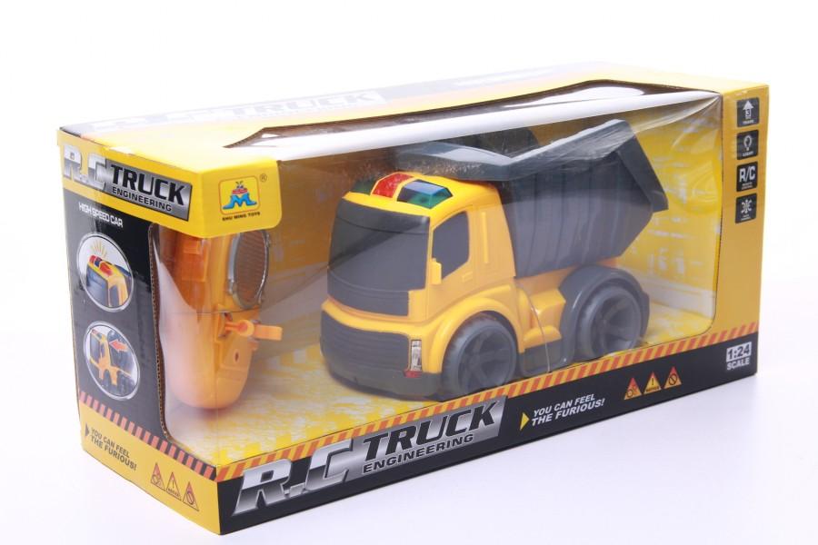 RC Sklápěčka - Nákladní auto na dálkové ovládání