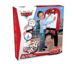 Darpeje Magnetická tabule Disney Cars s příslušenstvím 30 dílů