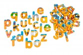 Magnetická abeceda Safari, Scratch