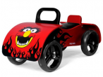 Dětské dřevěné odrážedlo Milly Mally Junior red