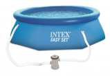 Bazén INTEX EASY SET 244 x 76 cm s filtrací