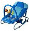 Dětské lehátko CARETERO Astral blue