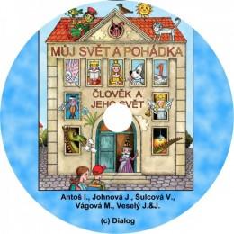 1. ročník - Můj svět a pohádka 1 - DVD