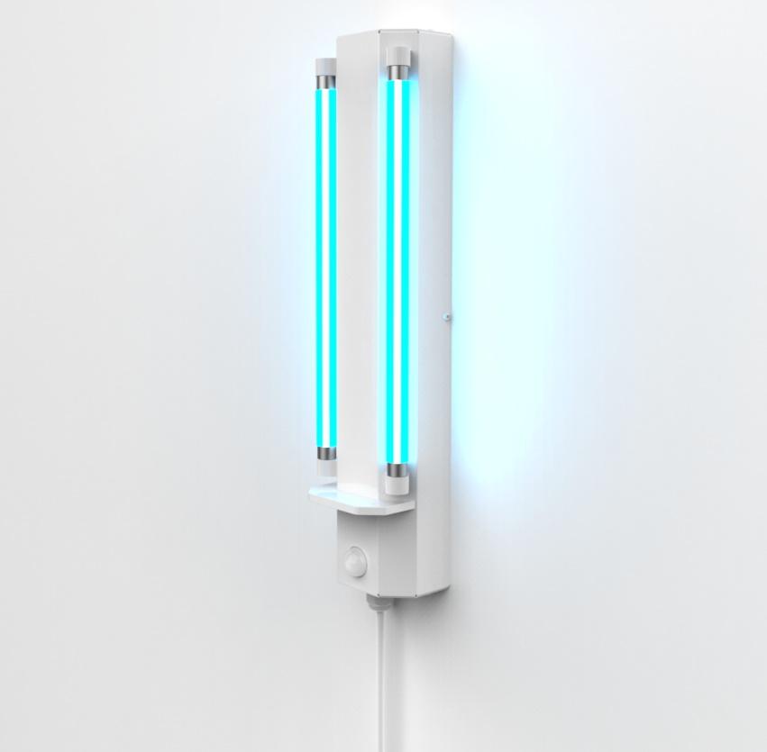UV-C lampa pro dezinfekce prostor, 16W
