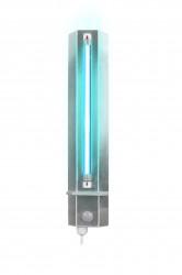 Vollautomatische Wandstrahler mit eine Leuchstofflampe, 8W