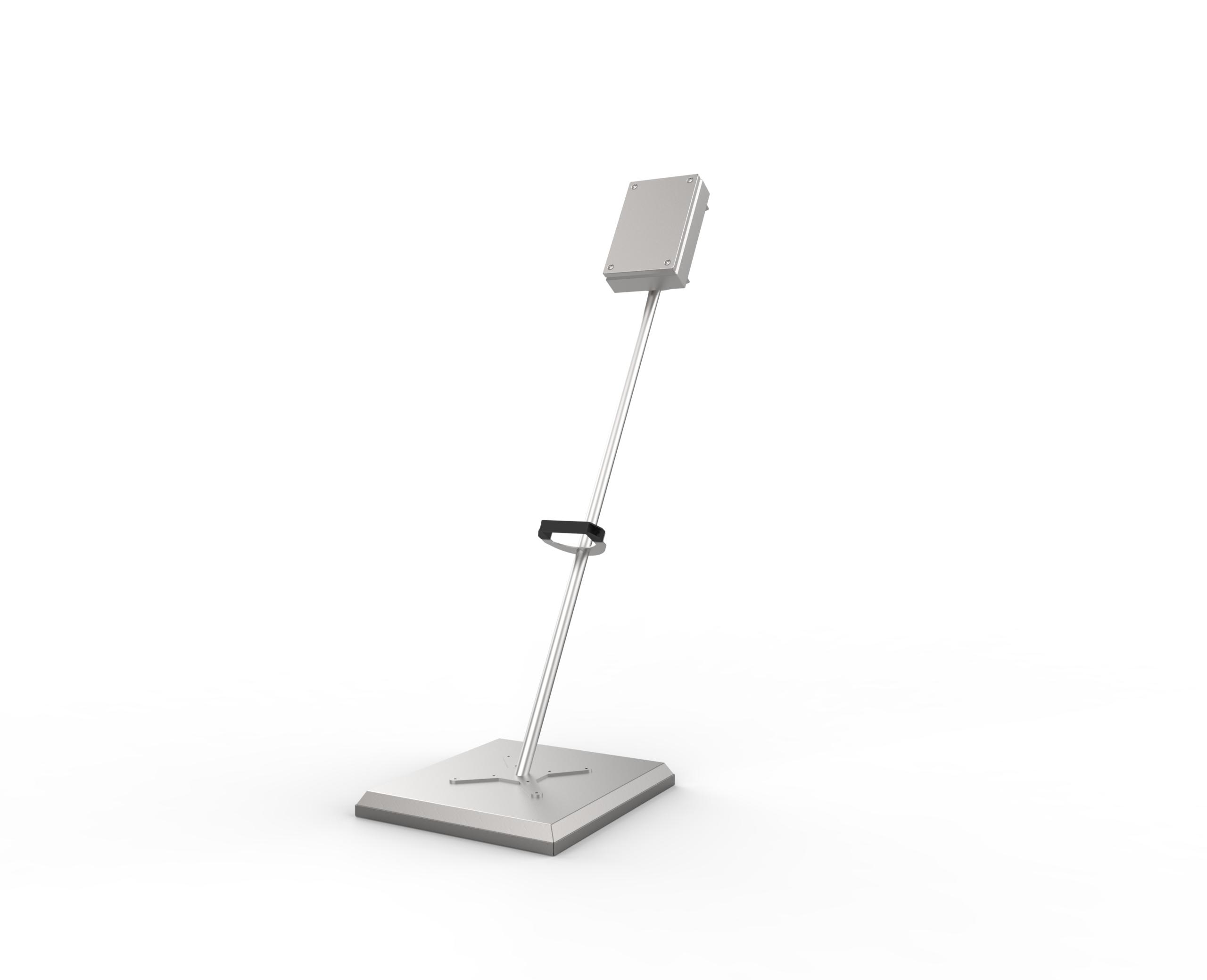 Ruční UV-C lampa pro dezinfekce povrchů, 250W