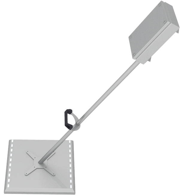 Ruční směrový zářič 250W