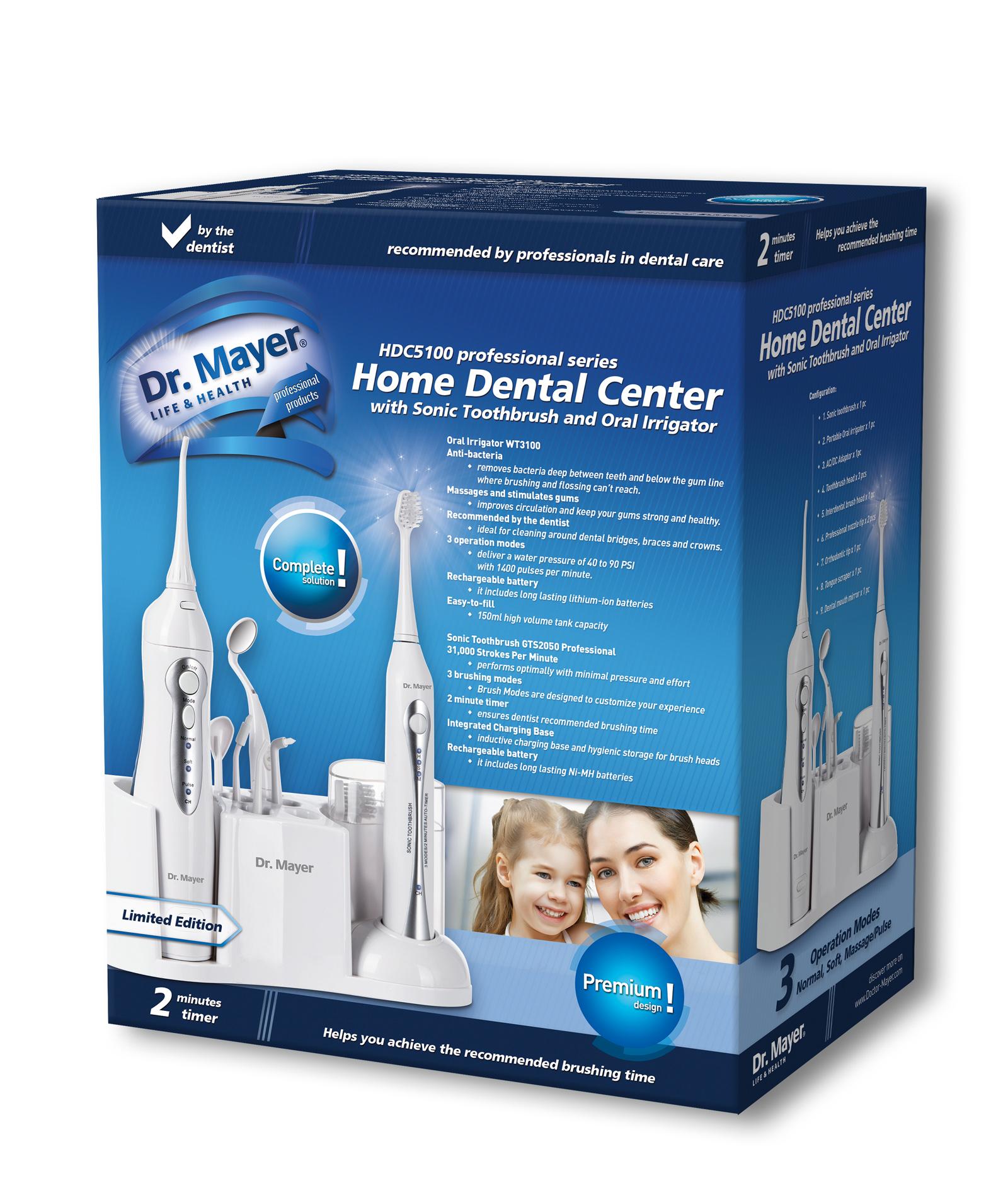Domácí dentální centrum HDC5100