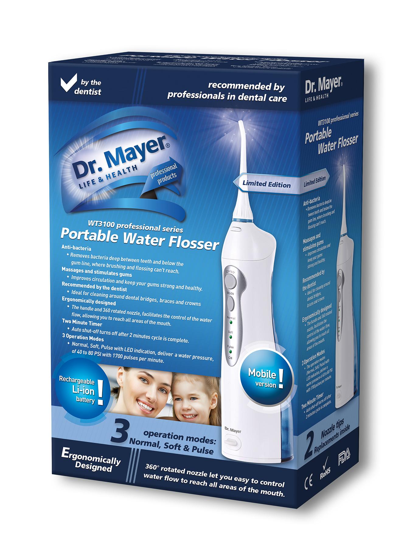 Přenosná ústní sprcha WT3100