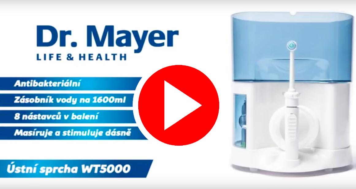 Stolní ústní sprcha WT5000