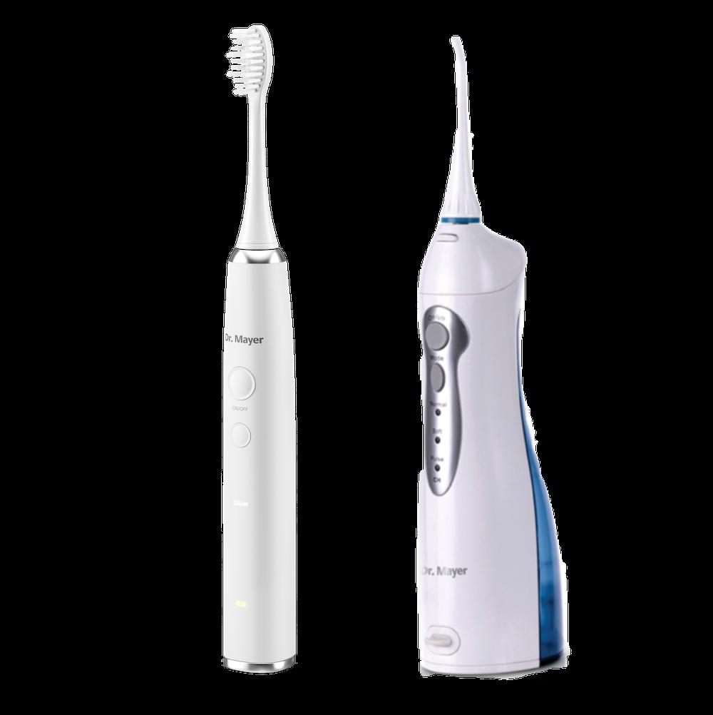 Výhodný set - kartáček + ústní sprcha WT3100