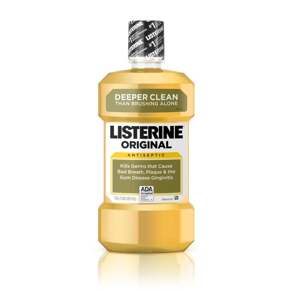 Listerine Original ústní voda 500 ml