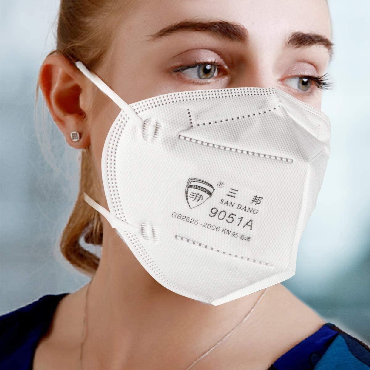 Ochranná maska KN95 (FFP2)