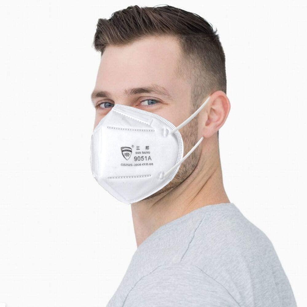 Ochranná maska KN95 (FFP2) balení 20ks