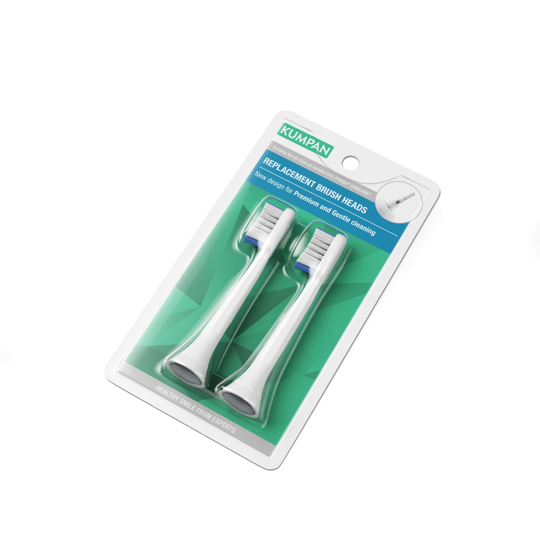 Prémiové hlavice pro GTS2065 a GTS2065UV - pro citlivé zuby