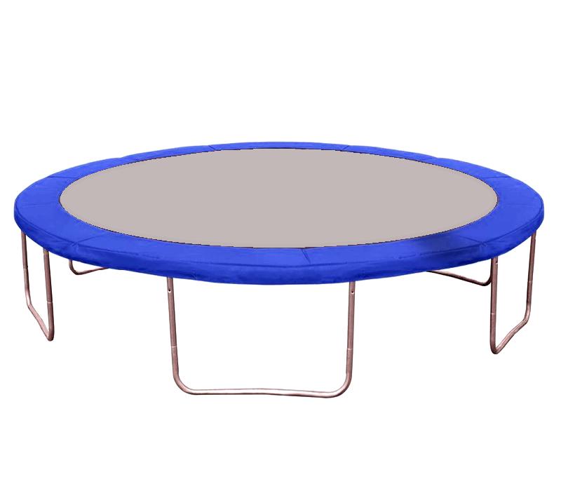 Kryt pružin na trampolínu 220 cm (7 ft) - modrý