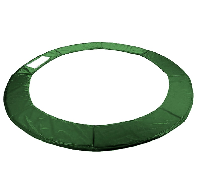Kryt pružin na trampolínu 430 cm (14 ft) - Tmavě zelený
