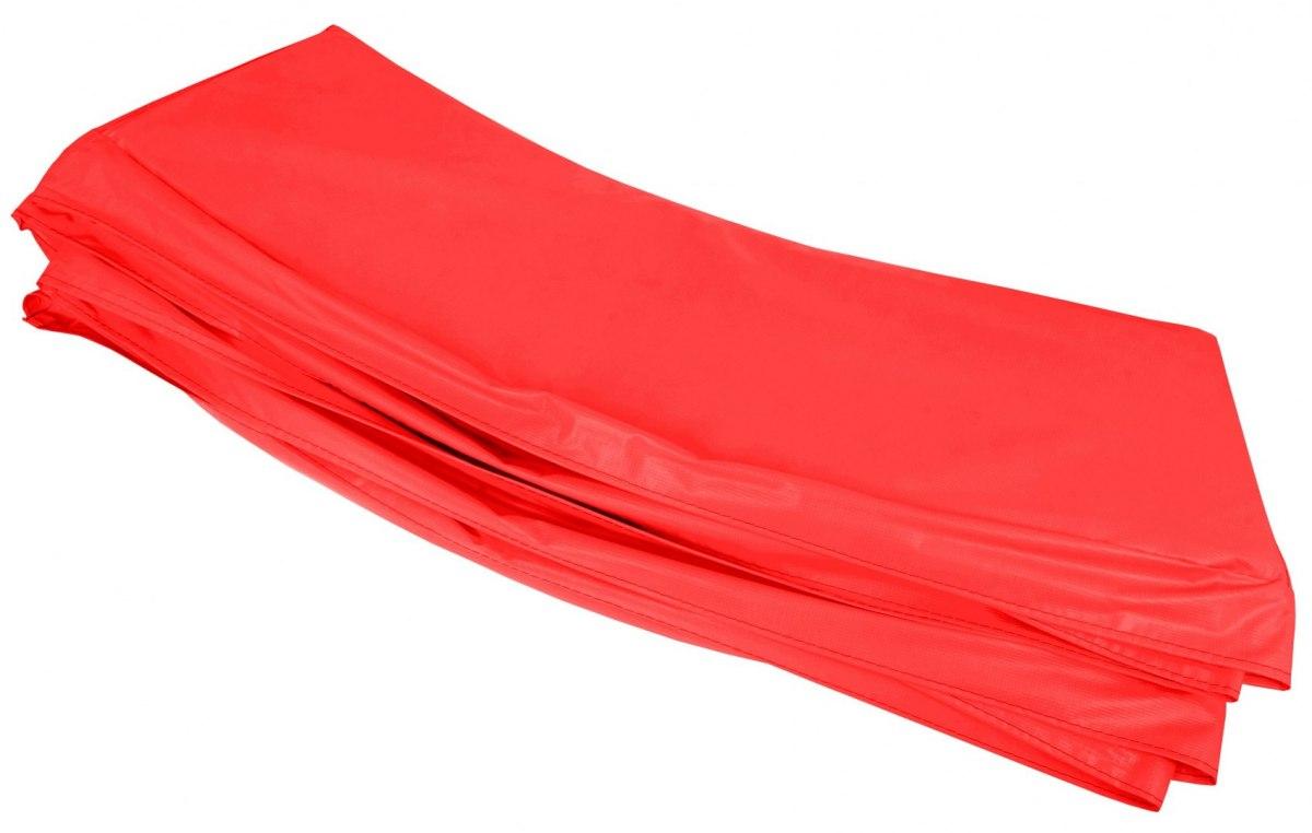 Kryt pružin na trampolínu 430 cm (14 ft) - červený