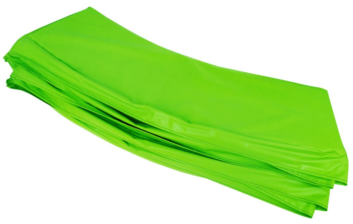 Kryt pružin na trampolínu 500 cm (16 ft) - světle zelený