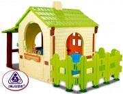 Dětský domeček Injusa COUNTRY HOUSE 2033