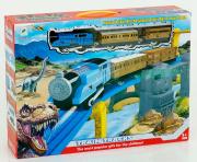 Vláčkodráha s lokomotivou Railway Car Mountain
