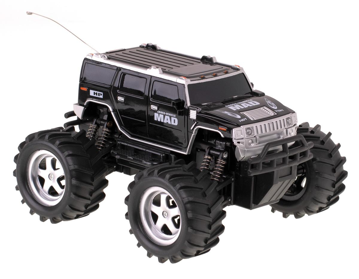 RC auto Monster Truck Mad 1:16 - černý