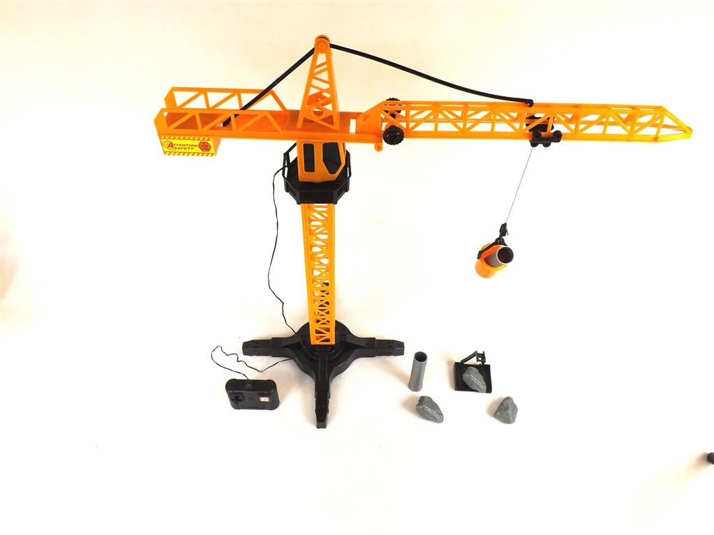 Jeřáb na ovládání 55 cm, kabel