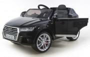 Elektrické autíčko Audi Q7 12V Lak, DO, rádio, EVA kola