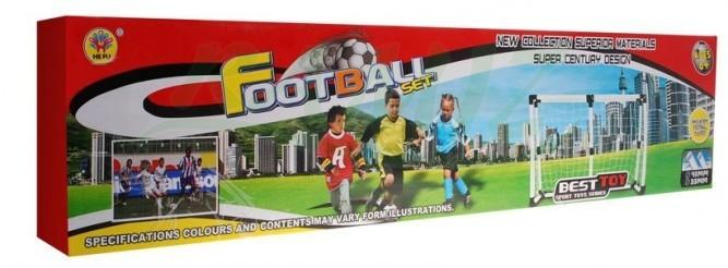 Dětská fotbalová branka s příslušenstvím