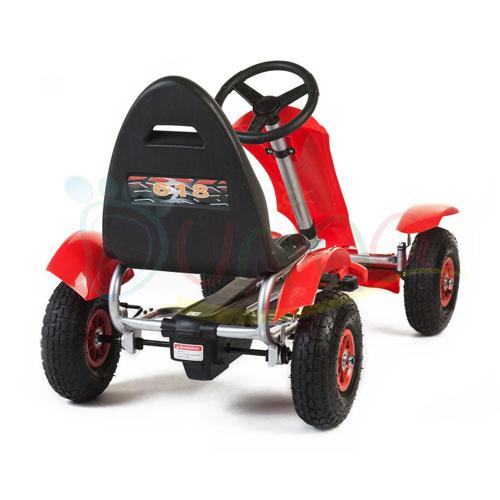 Šlapací čtyřkolka Go-Kart F618