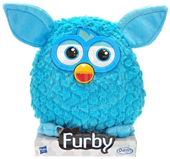 Furby plyšový 20cm